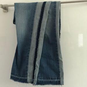 INC Straight leg. Curvy fit. Jeans
